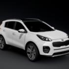 Kia Sportage Car 2017