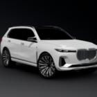 Bmw X7 Car 2020