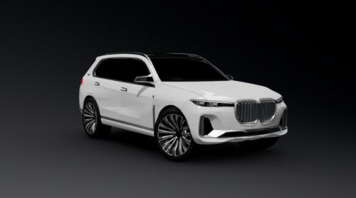 Bmw X7 -auto 2020