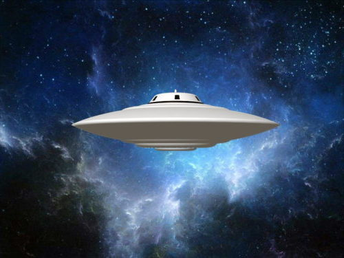 Nave extraterrestre ovni