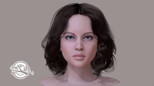 Personaje de Angelina Head