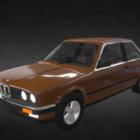 Vintage Bmw E30 Car