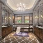 Big Fresh Toilet Interior
