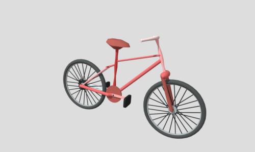 Vintage-pyöräsuunnittelu