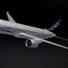बोइंग 787 ड्रीमलाइनर प्लेन