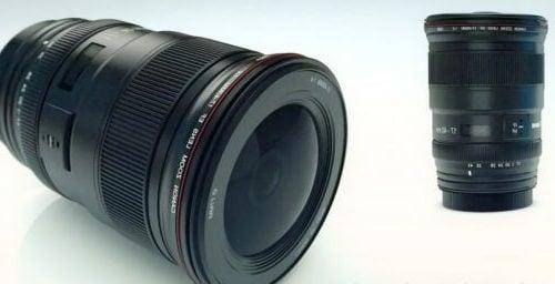 Camera Canon Zoom Lenses