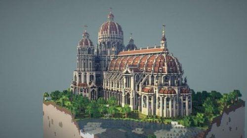 Lego-katedraali