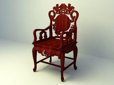 Kiinalaiset Taishi-tuolit V1