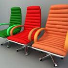 Bunter Büro Tpace Lounge Chair