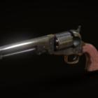 Pistolet vintage Colt 1851