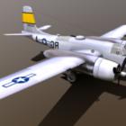 دوجلاس A-26 Invader Aircraft