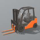 Realistic Forklift