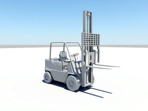 Industrial Forklift Truck V1