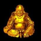 Золотая статуя Будды V2