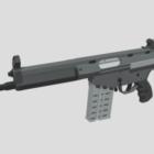 Hk Mc51 Gun Lowpoly