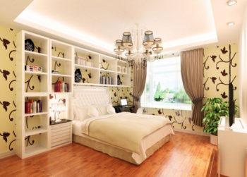 Hardcover Bedroom Interior