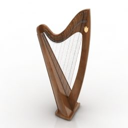 Harp Irish Musical Instruments