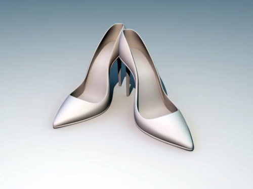High Heeled Dress Shoes