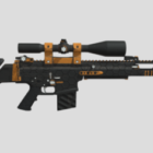 Úl Sniper Gun