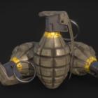 Armádní granát Mk2