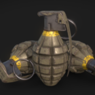 Army Mk2 Grenade