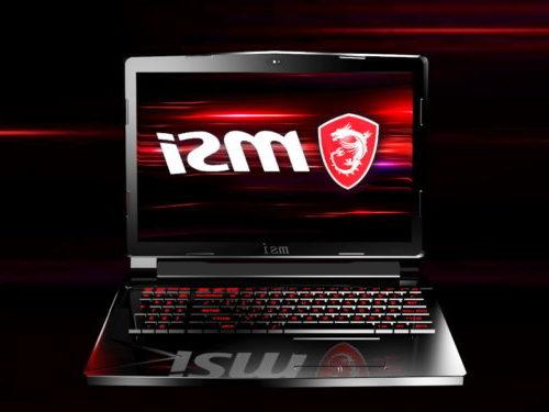 Msi Gaming Laptop Design