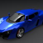 Marussia Sportwagen