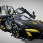 Mclaren Senna Car 2019