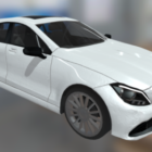 Blanc Mercedes Benz Cls Amg
