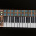 Midi Controller Keyboard