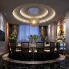 Modern Restaurants Space Interior