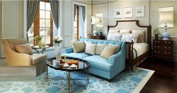 Ocean Winds Bedroom Interior