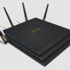 Router Wifi Plash hastighed