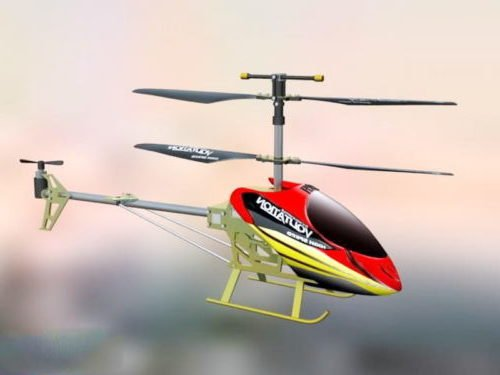 Rc Utility Helicopter
