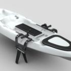 ペダルドライブスピードボート