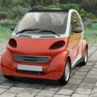 تصميم سيارات صغيرة