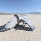 Scavenger Mk1 Aircraft