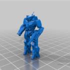 Stinger Stg Robot Character