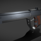 Sci-fi-pistoldesign