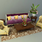 Southeast Asia Sofa Design