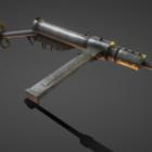 Mk2 British Sub Machine Gun