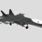 Mk2 Battle Aircraft