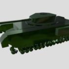 Концепция разрушенного танка