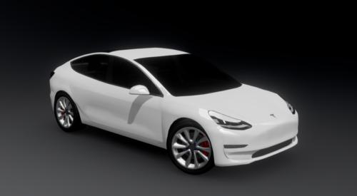 Tesla Ver3 Car