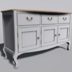Tradiční Dresser nábytek