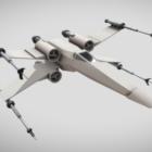 طائرة مقاتلة اكس وينج