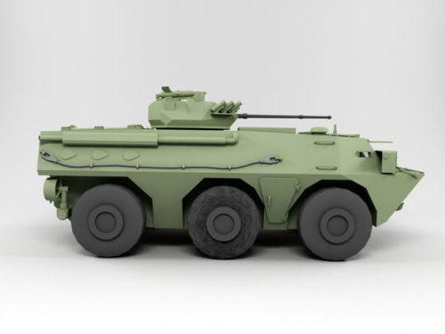 الحاملة العسكرية المدرعة ذات العجلات Zsl92