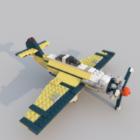 طائرة ليغو