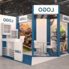 Showroom Exhibition Stand