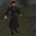 Police cosaque